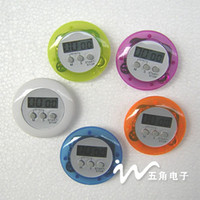 Wholesale Hot selling Mini Digital LCD Kitchen Count Down Clip Timer Alarm novelty digital kitchen timer