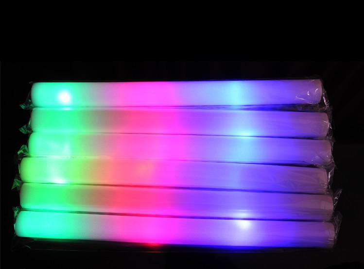 led light sticks sponge bars concerts bar supplies led lights sticks led lighting best glow. Black Bedroom Furniture Sets. Home Design Ideas