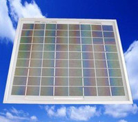 Wholesale 10W V Polycrystalline Silicon Solar Panel capacity Class A Solar panel High Quality Solar panel