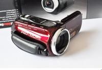 Wholesale 2 inch LED MP HD P Digital Video Camcorder Camera DV X digital zoom Mega Sensor