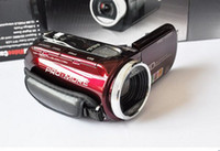 Wholesale Brand New Digital Camcorders Camcorder DV Camera HD C4 MP X Zoom quot LCD With Retail Package