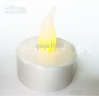 Wholesale Gleanrance Flameless Flickering LED Light Candle Festival or Wedding