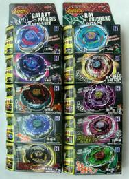 Wholesale - New 50 SETS Takara BeyBlade Metal Fight 10 Style Mix