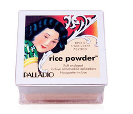 Wholesale Fashion Make Up Best Quality Super Palladio Rice Loose Powder Translucent Color Natural Color