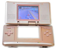 Yes wholesale ds games - Factory selling Brand new rose metallic DS consoles system games many color free EMS