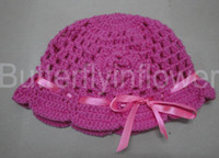 Wholesale girls new style hats Fashion owl sock monkey minnie caps crochet beanies woolblends