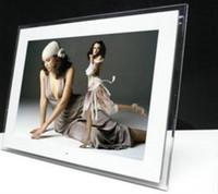 al por mayor imágenes de alta resolución-15 pulgadas de alta resolución 1024 * 768 marco de fotos digital multi-función marco digital