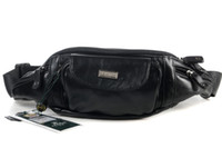 Wholesale Men cheap Purses leather Adjustable belt layer sacks Pratical durable Low prices