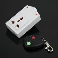 Wholesale IR Wireless Remote AC Power Switch Outlet Socket Plug