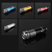 Wholesale Mini Auto Car Fresh Air Purifier Oxygen Bar Ionizer New