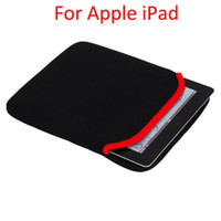 Wholesale Sleeve Case Bag For Apple iPad Black Brand New I00021