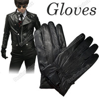 Wholesale Hot Sale New Fashion Mens and Womens Warm Winter Soft Real Sheepskin Gloves Four Types