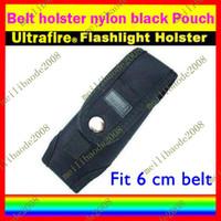 Wholesale 50pcs C83 Ultrafire C2 Flashlight Torch Holster Nylon Black Pouch
