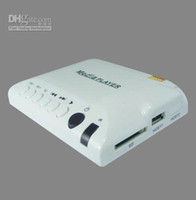 Wholesale hot Full Hd P Media Player with HDMI Port hdd media player White Color