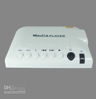 Wholesale new Full Hd P Media Player with HDMI Port hdd media player White Color