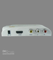 Wholesale top Full Hd P Media Player with HDMI Port hdd media player White Color