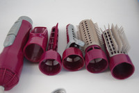 Wholesale Euroetc Hair Styler Electric Comb EU with attachments