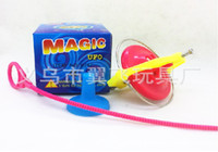 Wholesale Star Magic UFO top intelligence wonderful magical toy gyroscope gyroscopic UFO fingertips