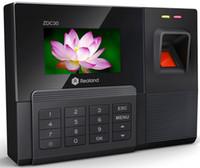 Wholesale Biometric Fingerprint Time Attendance Recorder Clock SYSTEM Best Price Classical Appearance