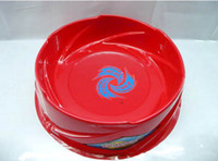 Wholesale red hasbro beyblade stadium promotional red beyblade arena