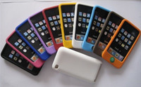 Wholesale Chocolate Bean Silicon TPU Soft Skin Case Cover for Touch G TH
