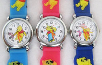 Wholesale 120pc Mixture Pattern Boy Girl Kids Children School Dress Wristwatch Winnie Simpsons Bob Mario Watch