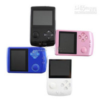 Wholesale Hot sale Colorful Mini MP5 games player LV200 MP4 Free Games Style G built in cn kingtop