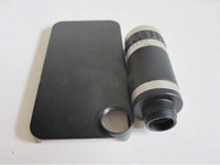 Wholesale New Design Digital Zoom cell phone Telescope for Mobile Phone X X High Quality with Accessories