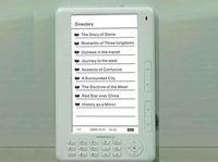 Wholesale inch GB Pixels screen ebook reader mAh battery P mp4 function