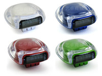 Hot! Lovely LCD Pedometer, Walking Step Distance Calorie Cou...