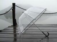 Wholesale 2015 new umbrella Edge transparent umbrella Bubble umbrella Long umbrella Mushroom umbrella Apollo umbrella
