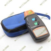 Wholesale 30pcs D02 Digital LED Laser Photo Tachometer Non Contact RPM Tach With Case