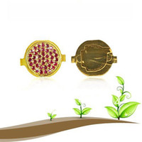 Wholesale Newest Diamond home button sticker for phone home button skin sticker