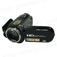 Wholesale Digital Video Camera Camcorder Mini DV HD C4 MP High Definition x Zoom quot TFT LCD Black Red