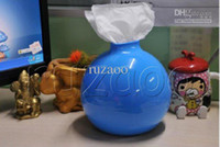 Wholesale Creative paper pot Auto Accessories Cleaning Supplies Office Family