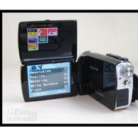 Wholesale hot MP Camcorder Video Camera Dual Solar Charging HDMI DV