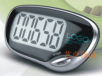 Hot selling! big display LCD pedometer, Step Counter, Fitness ...