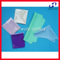 Wholesale Quality microfiber cleaning cloth x150mm of great material individual packing