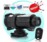 Wholesale P HD Sport Camera Waterproof Sport Camera helmet Camera action car Camera DVR fps