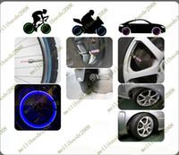 bicycle motor cars - 50pcs D12 Bicycle Motor Car Tire Spoke Wheel Flash LED Light