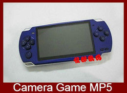Wholesale Children Gift Game Player Real GB Video Game Console MP5 Player quot Screen With Camera Multi Languages Post