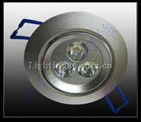 3W LED Downlight Ceiling Light Retail Package Warm Cool Whit...