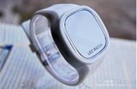 Wholesale Hot Sale LED watch Fashion quartz watch women s watch Creative jelly mirror children D quartz watch