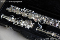 Wholesale Flute holes vos silver top quality