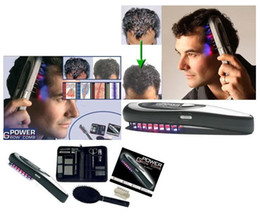 Wholesale power grow laser hair comb with REGROW HAIR LASER POWER HAIR GROW COMB