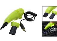 Wholesale MINI USB VACUUM KEYBOARD CLEANER for PC LAPTO
