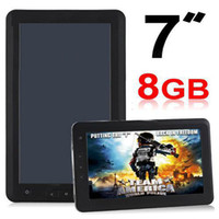 Wholesale 7inch Ebook reader GB WITH Voice recorder touch scrren E book reader