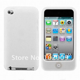 Wholesale New Arrival Hot Selling Best Quality Chocolate Colouful Silicone Skin Phone Case for iPod Touch Case Cover