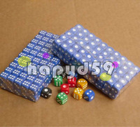 Wholesale free ship sex toys bar game fun dice sex couple dice toys adult game dice sex erotic lovers dice creative gift party dice