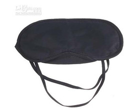 Wholesale top Eye Mask Shade Nap Cover Blindfold Sleeping Travel Rest H1996